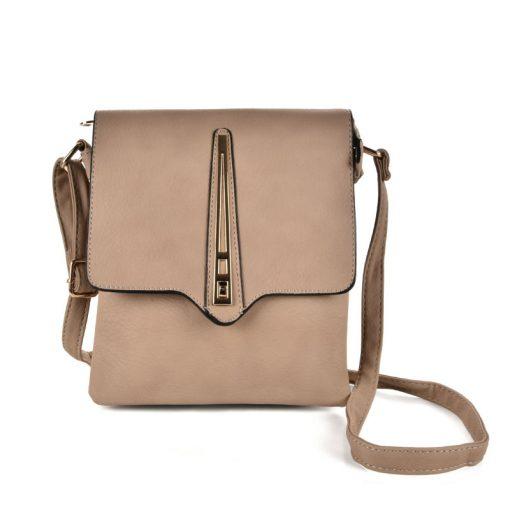 Women Grey Cross Bag