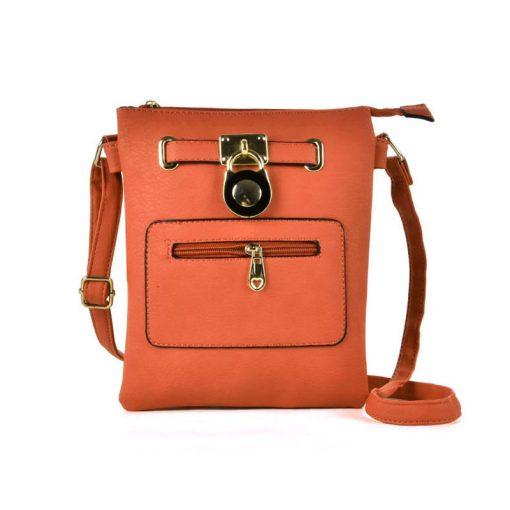Women Zipper Cross Body Bag