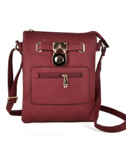 Women Zipper Cross Body Bag