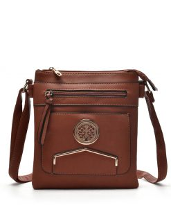 Women Crossbody Bag With Decoration