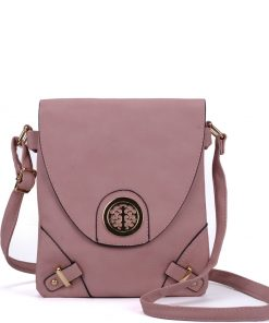 Women Pink Cross Body Bag