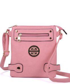 Messenger Cross Bag With Zip