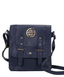 Women Navy Cross Body Bag