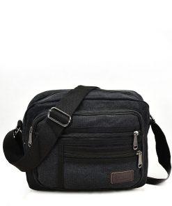 Women Black Cross Body Bag