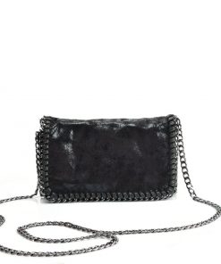 Bright Leather Bag For Women