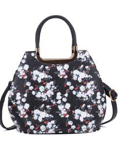 Women Fashion Floral Tote Bag