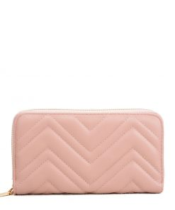 Corrugated Wallet For Women