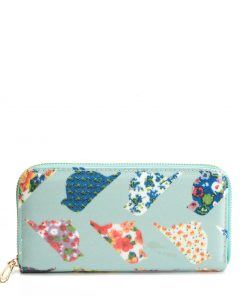 Women Long Wallet With Decoration