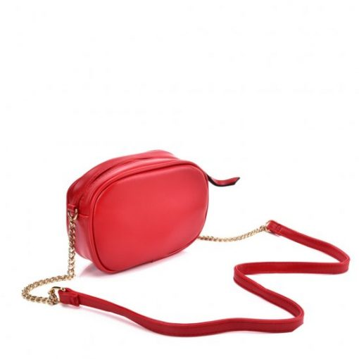 Portable Handbag With V-shape Design
