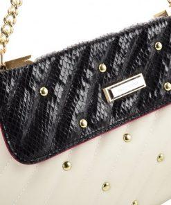 White Chain Handbag For Women