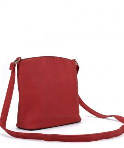 Women Red Cross Body Bag