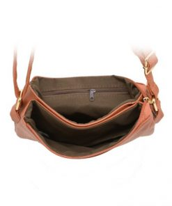 Women Fashion Metal Cross Bag