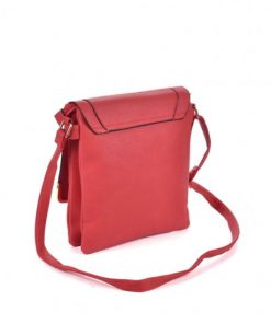 Women Hasp Cross Body Bag