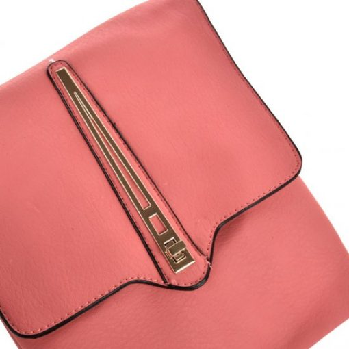 Pink Women Cross Body Bag