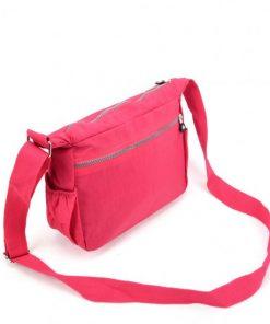 Women Pink Sports Bag