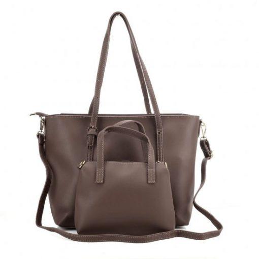 Big Capacity Set Bags With Slim Strap